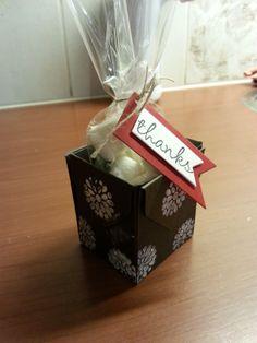 Bedank cadeautje