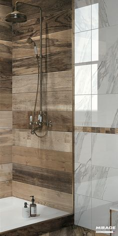 Round bowl toilets, the more traditional toilet shape, is a great option in a bathroom where space is at a premium. Dream Bathrooms, Small Bathroom, Rustic Walls, Rustic Decor, Traditional Toilets, Italian Tiles, Master Bath, Master Bedroom