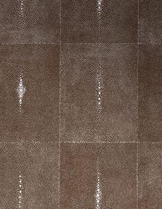 shagreen wallpaper   Glambeads - Shagreen Glass Bead Wallpaper -- Brown Java [GBS-8502 ...
