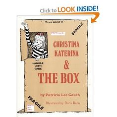 Christina Katerina & the Box - one of my sisters and my favorite books!