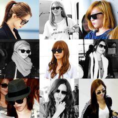 SNSD shades