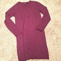 Daisy Fuentes Tunic Sweater Sz small tunic length sweater Daisy Fuentes Sweaters