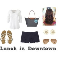 """""""Lunch in Downtown"""" by kglooper"""