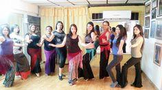 Clases de Danza Tribal Fusión por Ingrid Muñoz Ievitablemente Bailarina Enero 2017 Chile