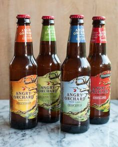 Get Your Fall Fix With These Hard Ciders From Angry Orchard.