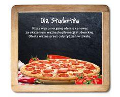 #promocja #dominium #pizza #studenci