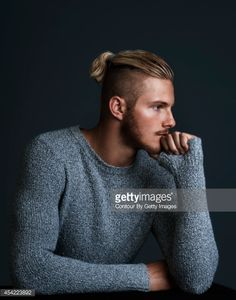 undercut ponytail , Google Search Undercut Ponytail, Man Ponytail, Justin  Campbell, Alexander Ludwig