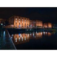 Albert Docks, Liverpool Christmas Cards