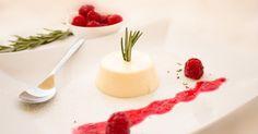 Einladung zum Essen: Bella Italia No. 3: Rosmarin Panna Cotta