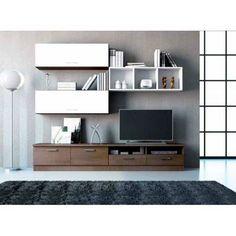 Modular Lcd Vajillero Moderno Calidad Muebles Duo - $ 3.499,00 en MercadoLibre