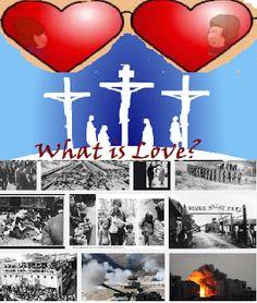bibeltagebuch: Was ist Liebe? ist Gott ein lieber? What is Love?