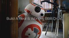 Nueva versión del robot BB8 de la saga de Star Wars, esta vez creado con un Arduino Uno y con materiales fáciles de encontrar. Ya no tienes excusa