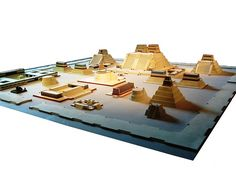 Tenochtitlan Model