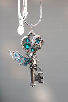 "Keys & Locks:  ""Star Dust #Key,"" by KeypersCove, at deviantART."