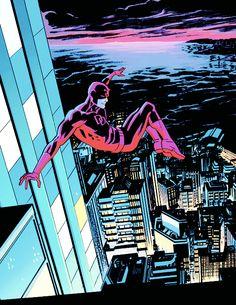 (Daredevil #18, 2015) - Chris Samnee
