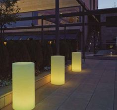 Lámara cilíndrica de luz con LED de 70cm y mando a distancia | Tienda de lámparas, lámparas de LED, ventiladores de techo, decoración