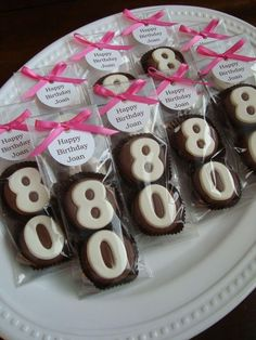 17 Best 80th Birthday Party Favors Images