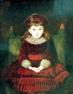 John Everett Millais (1829 – 1896) – Pintor Inglês_64