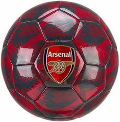 6b502d84fc5 Puma Arsenal Camo Soccer Ball - Chili Pepper   Grey Dawn