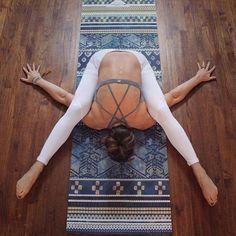 ≫∙∙ yoga inspiration/Repost https://www.instagram.com/laviebohemeyoga/?hl=de ∙∙≪