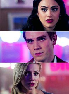 #Riverdale #1x11