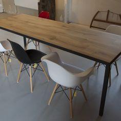 Industriële tafels: Industry One