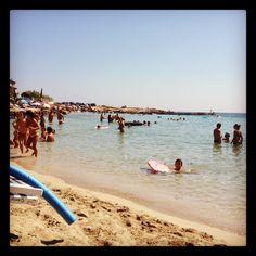 Taranto sea