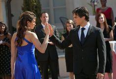 """Damon and Elena - The Vampire Diaries S1, E19. Within Temptation """"All I Need"""""""