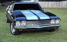 68 Chevrolet Chevelle SS 396