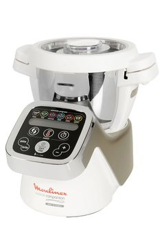 comparativa robot cocina thermomix, supercook, moulinex cuisine