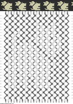 Pulseras de hilo encerado