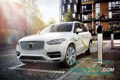 Hãng xe hơi Volvo hiện đang lên kế hoạch tung ra thị trường mẫu xe đầu tiên chạy điện