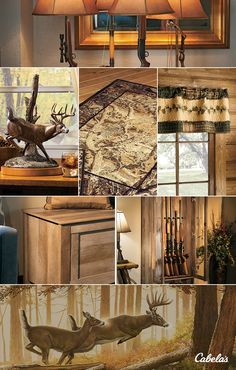 The Great Outdoors Are Part Of Who You Bring Your Passion To Life With Hunting Lodge DecorFarm HousesHome