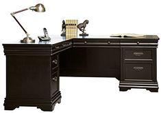 Martin Furniture Beaumont Left L-Shaped Desk Martin Furni...