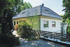 Rückansicht Einfamilienhaus Schwalmtal