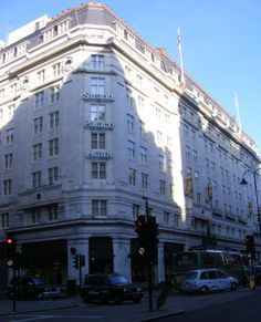 Hathern Terra Cotta supplied approx. 700 Faience Blocks in three different colours, for the Strand Palace Hotel in London. The contractor was Paye Stonework.