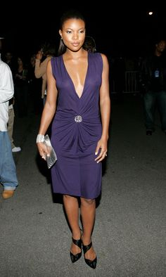 Gabrielle Union Photos Photos - Actress Garbielle Union arrives at the 2004 Spike TV Video Game Awards at Barker Hanger on December 14, 2004 in Santa Monica, California. - 2004 Spike TV Video Game Awards - Arrivals
