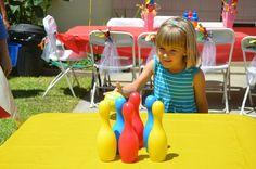 circus birthday games
