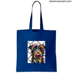 Canvas Tote Bag. Now available on website. www.deanrussoart.com