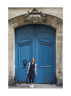Spring Blues — Rue Rodier