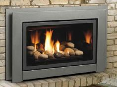 226 Best Gas Fireplace Images