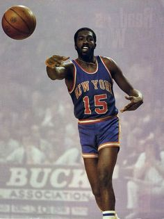 Earl Monroe - New York Knicks