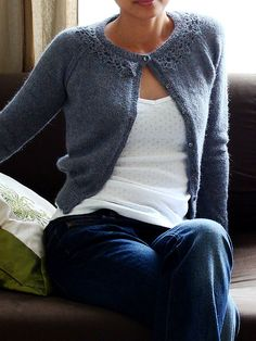 Ravelry: Clair Cardigan by Lthingies