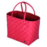 Einkaufstasche Safe Bag mit Innentasche coral red