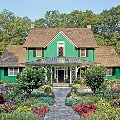 southern beauty house - Google Search