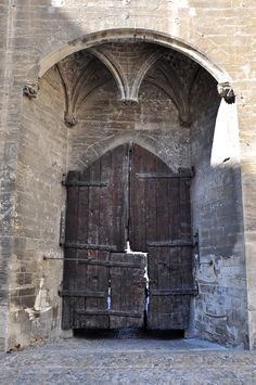 Palace of the Popes - France, Avignon