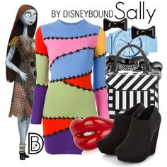 Disney Bound - Sally