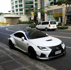 Cool Lexus: Widebody RCF...  Range Rover and Lexus❤️ Check more at http://24car.top/2017/2017/07/11/lexus-widebody-rcf-range-rover-and-lexus%e2%9d%a4%ef%b8%8f/