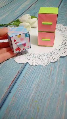 Diy Crafts Hacks, Diy Crafts For Gifts, Diy Arts And Crafts, Creative Crafts, Diy Projects, Upcycled Crafts, Paper Crafts Origami, Paper Crafts For Kids, Diy Paper