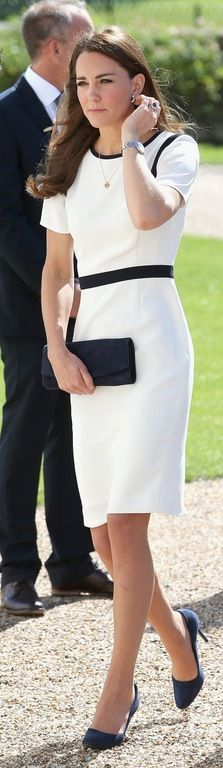 Kate Middleton at National Maritime Event, June 10, 2014